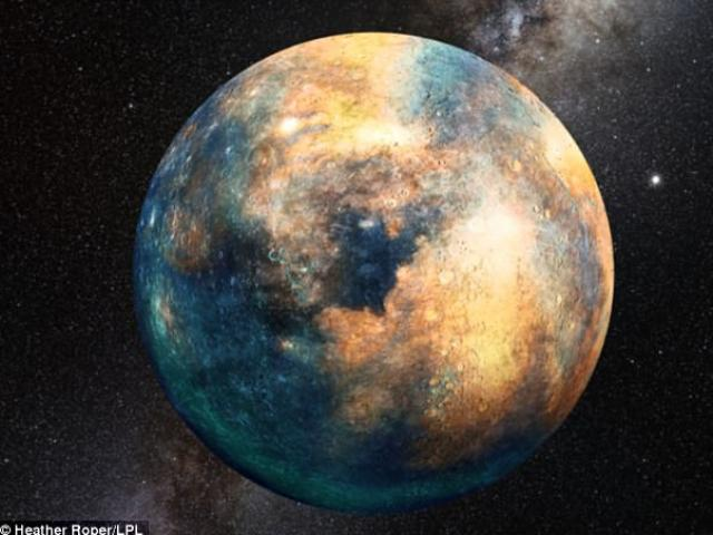 """Hành tinh thứ 10 to như sao Hỏa ở """"ngay gần"""" Trái đất?"""