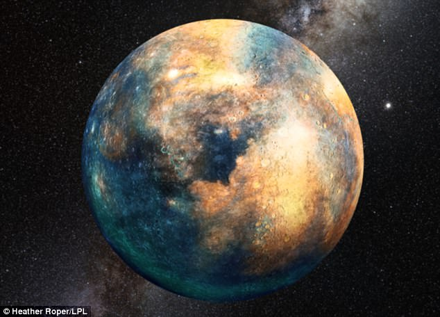"""Hành tinh thứ 10 to như sao Hỏa ở """"ngay gần"""" Trái đất? - 1"""