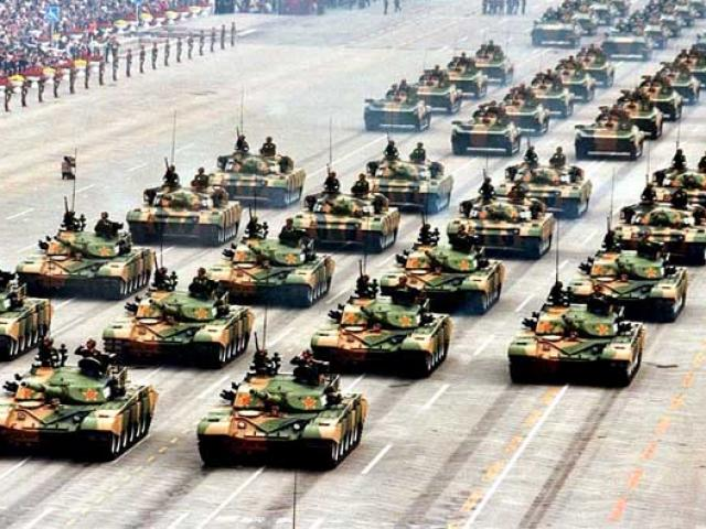 Viễn cảnh chiến tranh 2,6 tỷ người giữa Trung Quốc-Ấn Độ