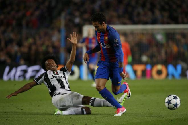 """Barca thay thiên tài Messi bằng """"công nhân"""" Cuadrado: Vết xe đổ MU - 2"""