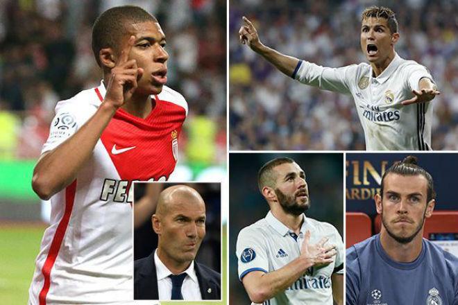 """Chuyển nhượng Real: Ronaldo, Bale, Benzema lâm nguy vì """"tiểu Henry"""" - 2"""