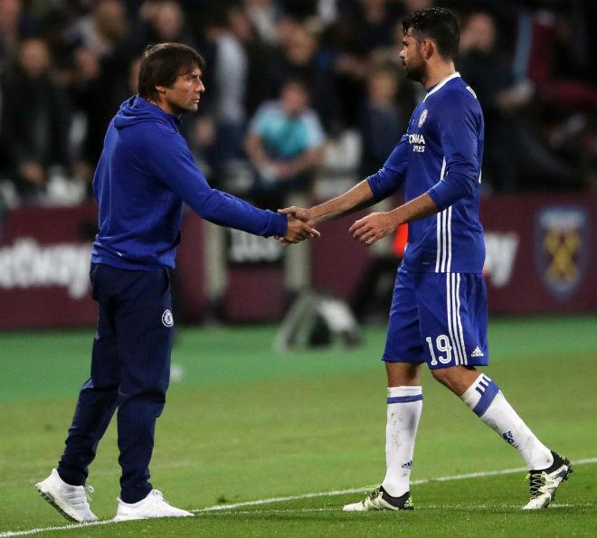 Chelsea nổi điên vụ Costa: 1 tin nhắn của Conte giá... 50 triệu bảng! - 1