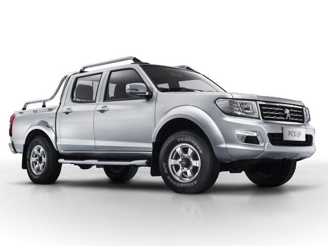 Peugeot Pick Up: Xe bán tải kiểu Pháp - 2