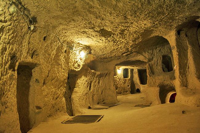 Có gì bí ẩn bên dưới thành phố ngầm độc đáo nhất thế giới - 4