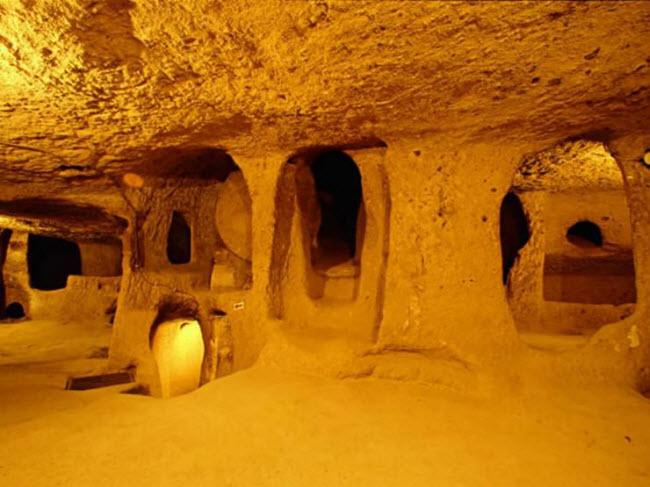 Có gì bí ẩn bên dưới thành phố ngầm độc đáo nhất thế giới - 3