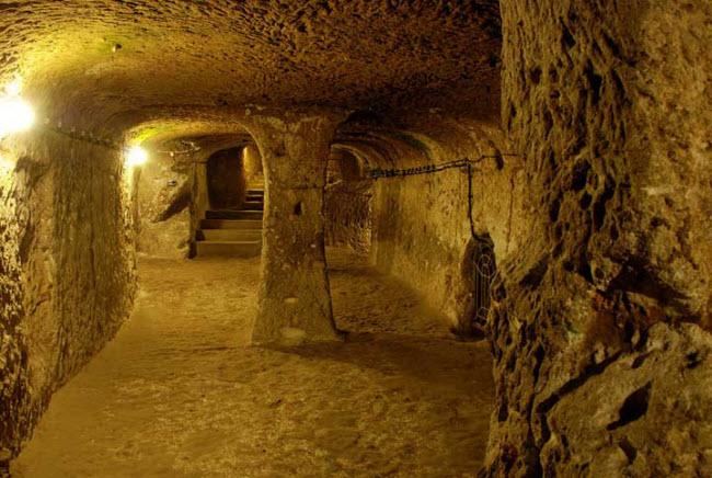 Có gì bí ẩn bên dưới thành phố ngầm độc đáo nhất thế giới - 7