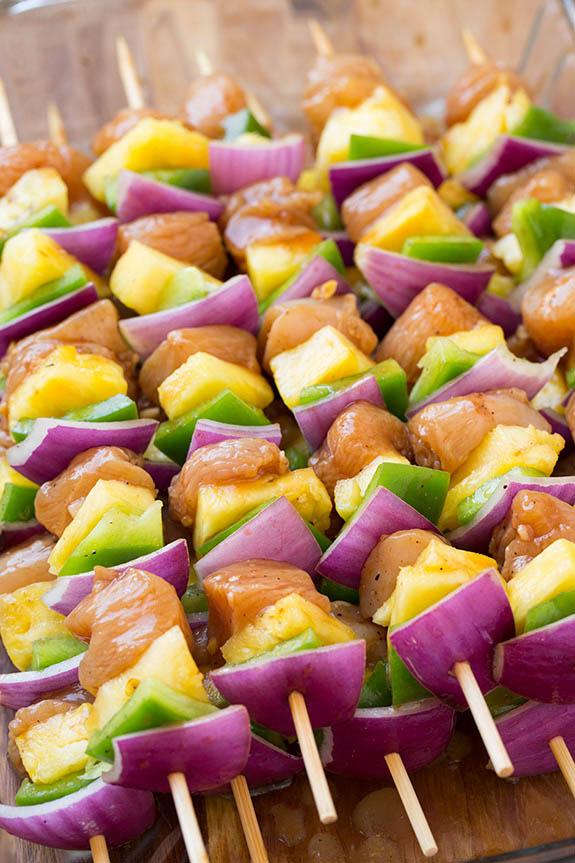 Thịt xiên nướng kiểu Hawaii cho những bữa tiệc bể bơi thêm thú vị - 3