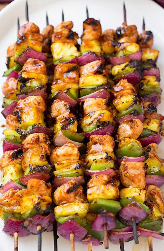 Thịt xiên nướng kiểu Hawaii cho những bữa tiệc bể bơi thêm thú vị - 4