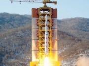 Triều Tiên vừa thử nghiệm động cơ tên lửa liên lục địa