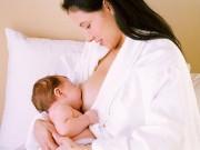 Sức khỏe đời sống - Mẹ bị viêm gan B có nên cho trẻ bú?