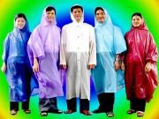 Bạn đã biết cách bảo quản áo mưa ?