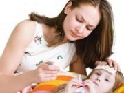Sức khỏe đời sống - Dấu hiệu trẻ mắc sốt xuất huyết bị nặng cần cấp cứu
