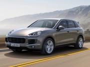 Porsche Cayenne bị tố vi phạm quy định khí thải