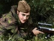 """Thế giới - 3 nữ xạ thủ """"tử thần"""" Liên Xô gieo kinh hoàng cho quân Đức"""
