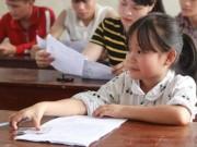 Giáo dục - du học - 'Bé hạt tiêu' cao 1,16m, nặng 22kg đi thi THPT quốc gia 2017