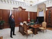 Điểm nóng - Xem văn phòng bí mật của Putin, báo chí không được vào
