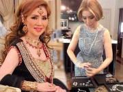 Bạn trẻ - Cuộc sống - Choáng với cụ bà 60 tuổi được đại gia giàu nhất Dubai cưới làm vợ