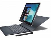 """Samsung công bố máy tính  """" biến hình """"  chạy Windows 10"""