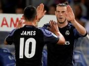 """Bóng đá - Chuyển nhượng MU 23/6: Bỏ James, """"yêu"""" lại Bale từ đầu"""