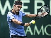 Thể thao - Federer - Mayer: 2 set chóng vánh như 1 (TK Halle Open)