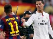Neymar rủ Ronaldo tới Barca tạo bộ tứ vô địch thiên hạ