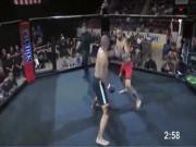 """MMA số 1 năm:  """" McGregor đệ nhị """"  4 giây làm lên lịch sử"""