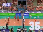 Thể thao - Kinh điển pha bóng chuyền 37 chạm: HAY không bằng MAY