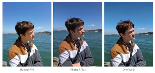 Đọ chất lượng camera OnePlus 5, Huawei P10 và iPhone 7 Plus - 1