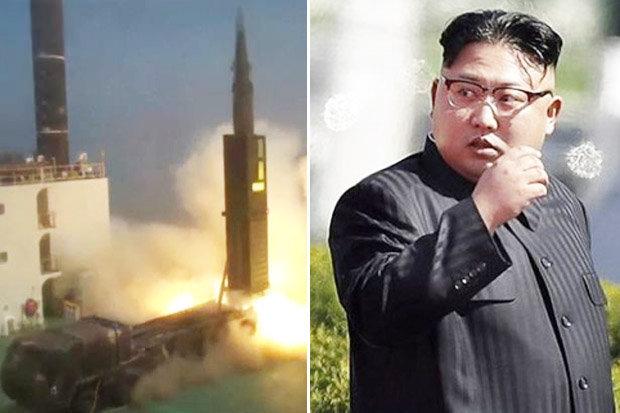 Hàn Quốc phóng tên lửa đủ sức quét sạch Bình Nhưỡng - 1