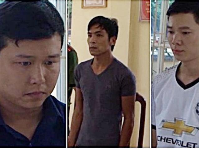 Vụ chạy thận 8 người chết: Hé lộ sai phạm của 3 bị can
