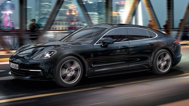 18.000 xe Porsche Panamera và Cayenne bị triệu hồi - 1