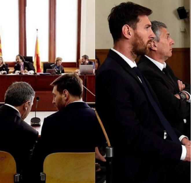 Messi chi 24 tỉ VNĐ chạy xóa án tù cho mình và bố - 1