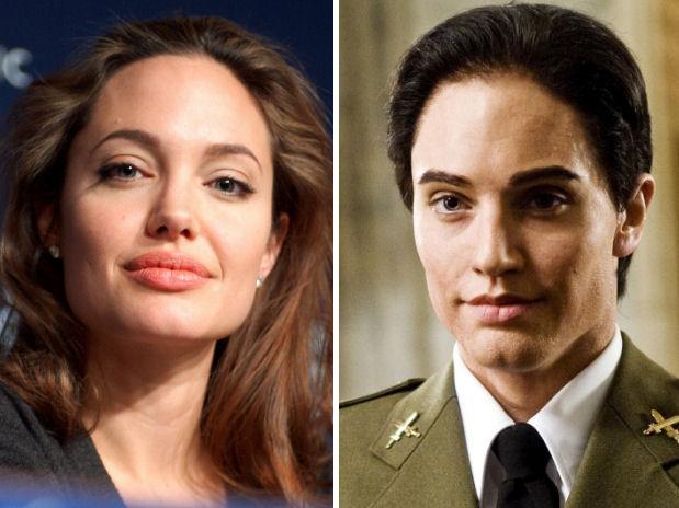 """Màn """"chuyển giới"""" của Angelina Jolie khiến fan Việt chết lặng - 2"""