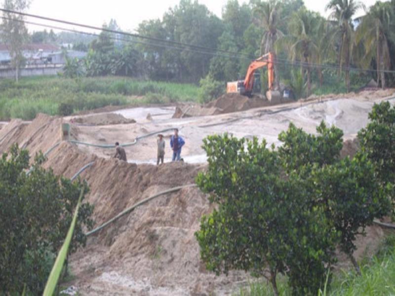 Lâm Đồng yêu cầu Đồng Nai ngưng khai thác cát sông - 1