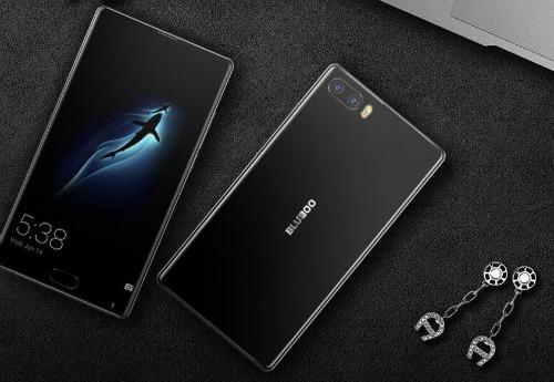 Xuất hiện smartphone Bluboo S1 với màn hình tràn cạnh, ngang ngửa Galaxy S8 - 2