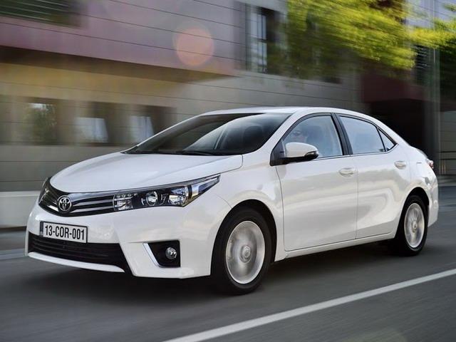 Toyota Corolla vẫn ăn khách nhất thế giới