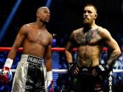"""McGregor - Mayweather đấu tỷ đô:  """" Động trời """"  phi vụ lừa tiền"""