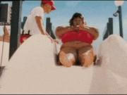 """Ảnh động: Đã béo lại còn không được  """" khéo """""""