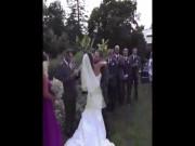 """Clip hài: Các tình huống  """" trớ trêu """"  trong đám cưới"""