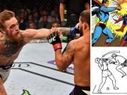 Thể thao - Cú đấm siêu nhân: McGregor hạ Mayweather với độc chiêu MMA?
