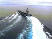 Thế giới - Video: Cú rẽ ngoặt cực gấp của tàu sân bay 100.000 tấn Mỹ