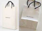 Sau túi nhựa 50 triệu, Balenciaga nhận  gạch  vì túi mua hàng ngàn đô
