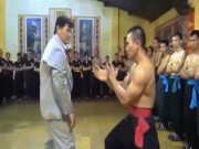 """Thể thao - Vịnh Xuân đả Nam Huỳnh Đạo: Muốn đánh hãy đến """"gõ cửa"""""""