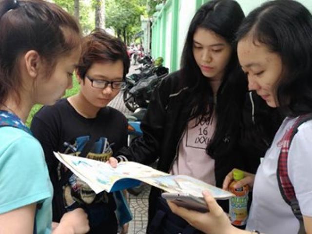Kết thúc kỳ thi THPT quốc gia 2017: Băn khoăn đề trắc nghiệm
