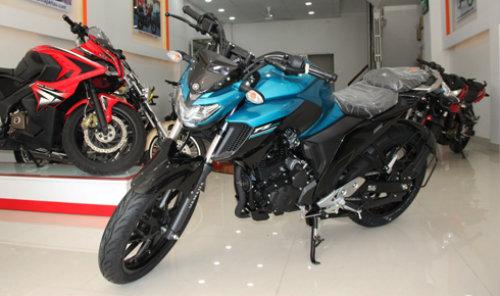 Yamaha FZ 25 Ấn Độ về Việt Nam giá hơn 60 triệu đồng
