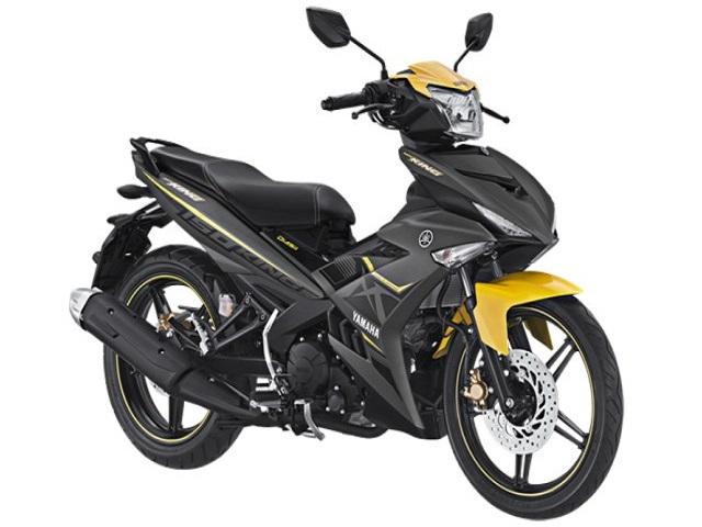 """Yamaha Exciter 150 nhận thêm 3 """"màu áo"""" mới"""