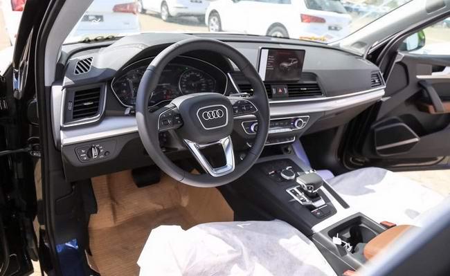 Loạt xe Audi Q5 2017 đổ bộ Việt Nam - 3