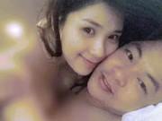 """Bạn gái 9X của Quang Lê tiết lộ sự thật về ảnh  """" giường chiếu """"  HOT nhất tuần"""