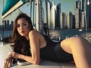 Mỹ nhân Việt mặc áo tắm mini trên du thuyền triệu USD HOT nhất tuần