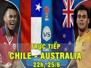 "Chi tiết Chile - Australia: SAO trẻ  "" cứu giá ""  (KT)"
